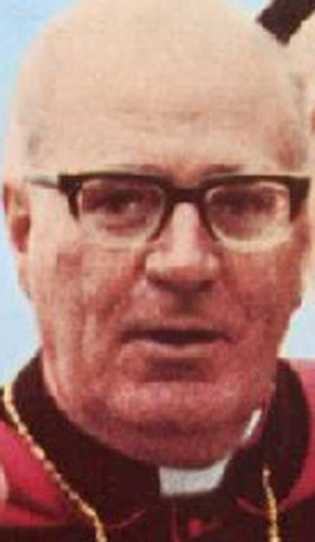 Archbishop Joseph Cunnane