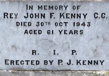 Fr.  John F. Kenny