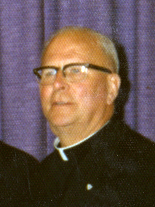 Fr. Jarlath Canney | © Pat Glynn