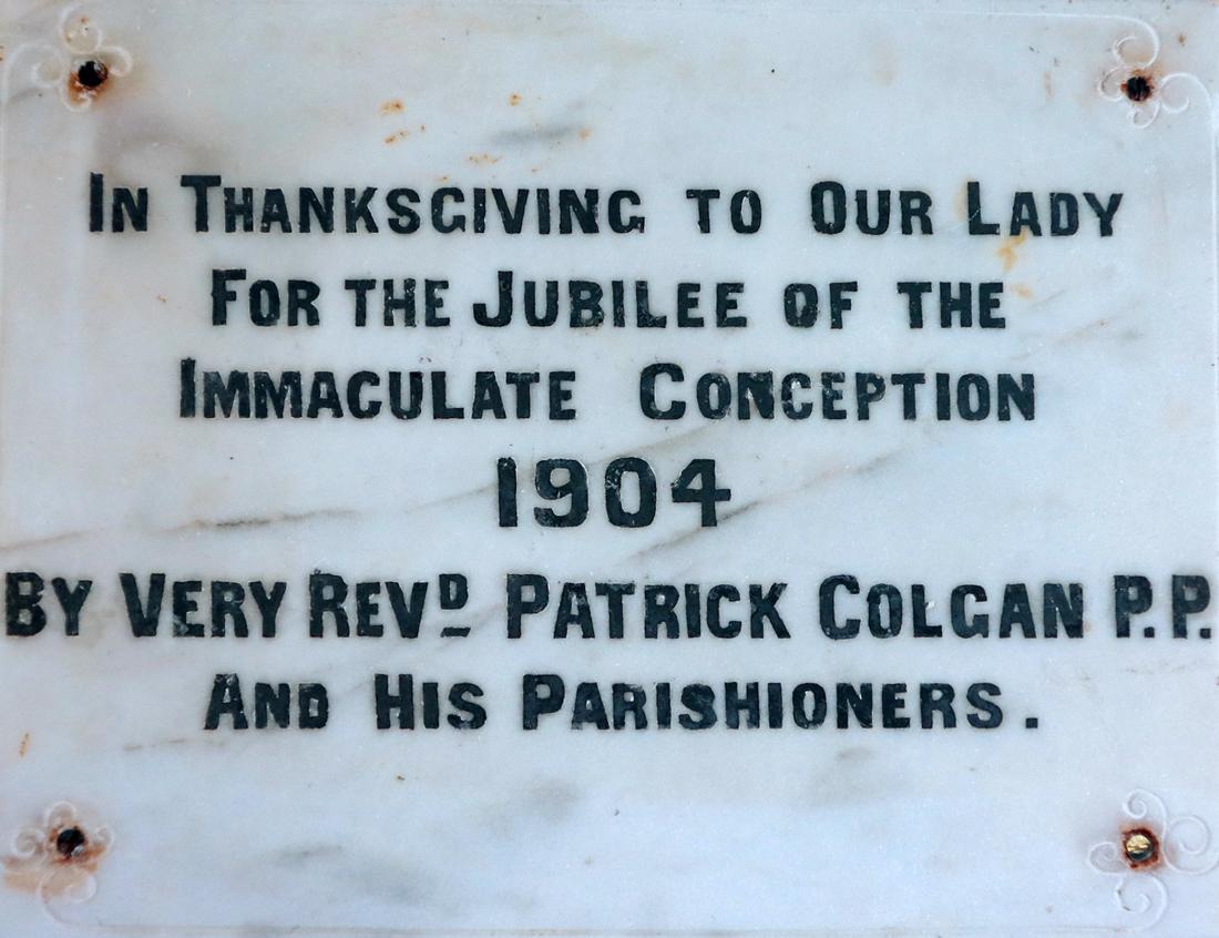 Rev P Colgan