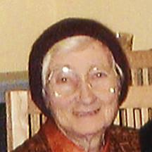 Mrs Mary Scanlon, Killoscobe