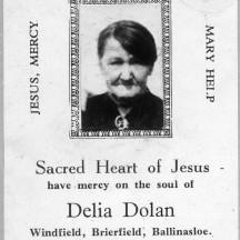 Delia Dolan Windfield, Brierfield