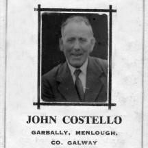 John Costello Garbally