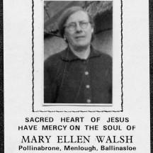 Mary Ellen Walsh Pollnabrone