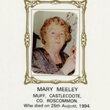 Maureen Meeley (Costello), Esker & Castlecoote