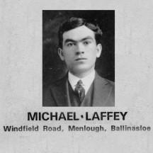 Michael Laffey, Windfield Upper.