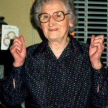 Mrs Flynn, Menlough Beg