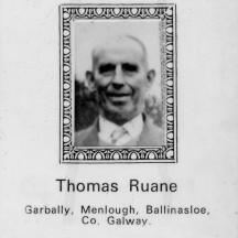 Thomas Ruane Garbally