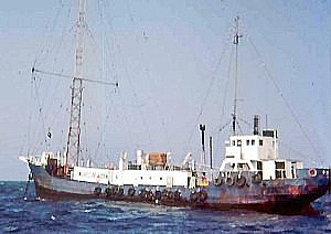 Radio Caroline - Pirate Radio of the 1960's