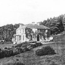 Ebor Hall - Mountmorres | Courtesy Patrick Melvin & Éamonn de Búrca