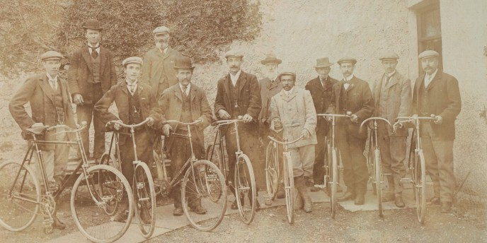 Bicycles at Gamekeepers Lodge
