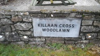 Stone carving by Woodlawn Heritage Group CE Scheme Participants | A. Deely