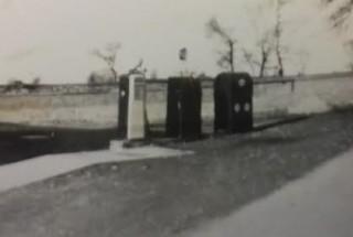 Three petrol/diesel pumps at Raftery's, Woodlawn | Lilian Higgins