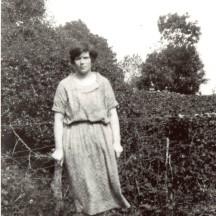 Annie McGuinness, 1926 aged 25 | Patricia Greber