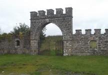 Woodlawn House Folly Entrance