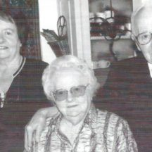 Maureen, Michael & Mrs Blehein | John Corbett