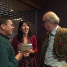 Hugh & Anne Carey meeting Roderick Ashtown | Olivia Anderson
