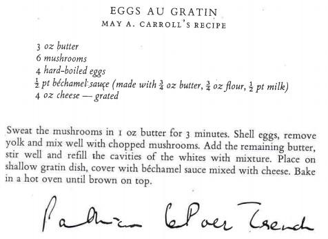 Eggs Au Gratin | Justin Dillon
