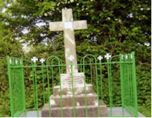 James Tormey Memorial, Cornafulla | Mary La Barge
