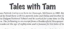 Tales with Tam