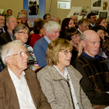 People from Milltown in crowd | Photo: Gerry Costello
