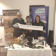 Milltown Heritage Group@ Galway City Museum   Photo: Jane Garvey
