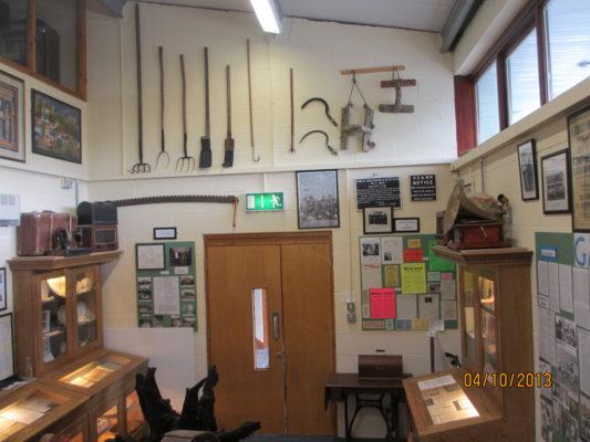 Heritage room | Photo: Frank Glynn