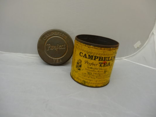 Campbell's Tea | MHG