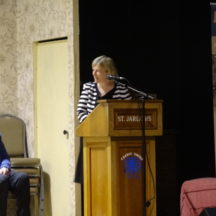 Marie Mannion Heritage officer, Galway Co. Council