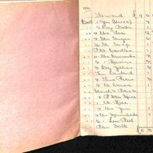 Vintage Notebook