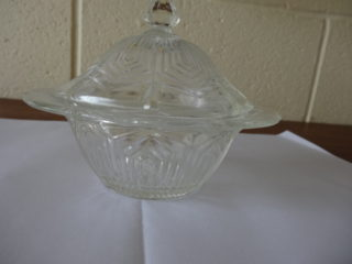 Sugar Bowl with lid | MHG