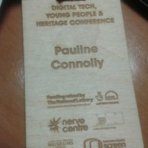 Digital Tech, Young People & Heritage