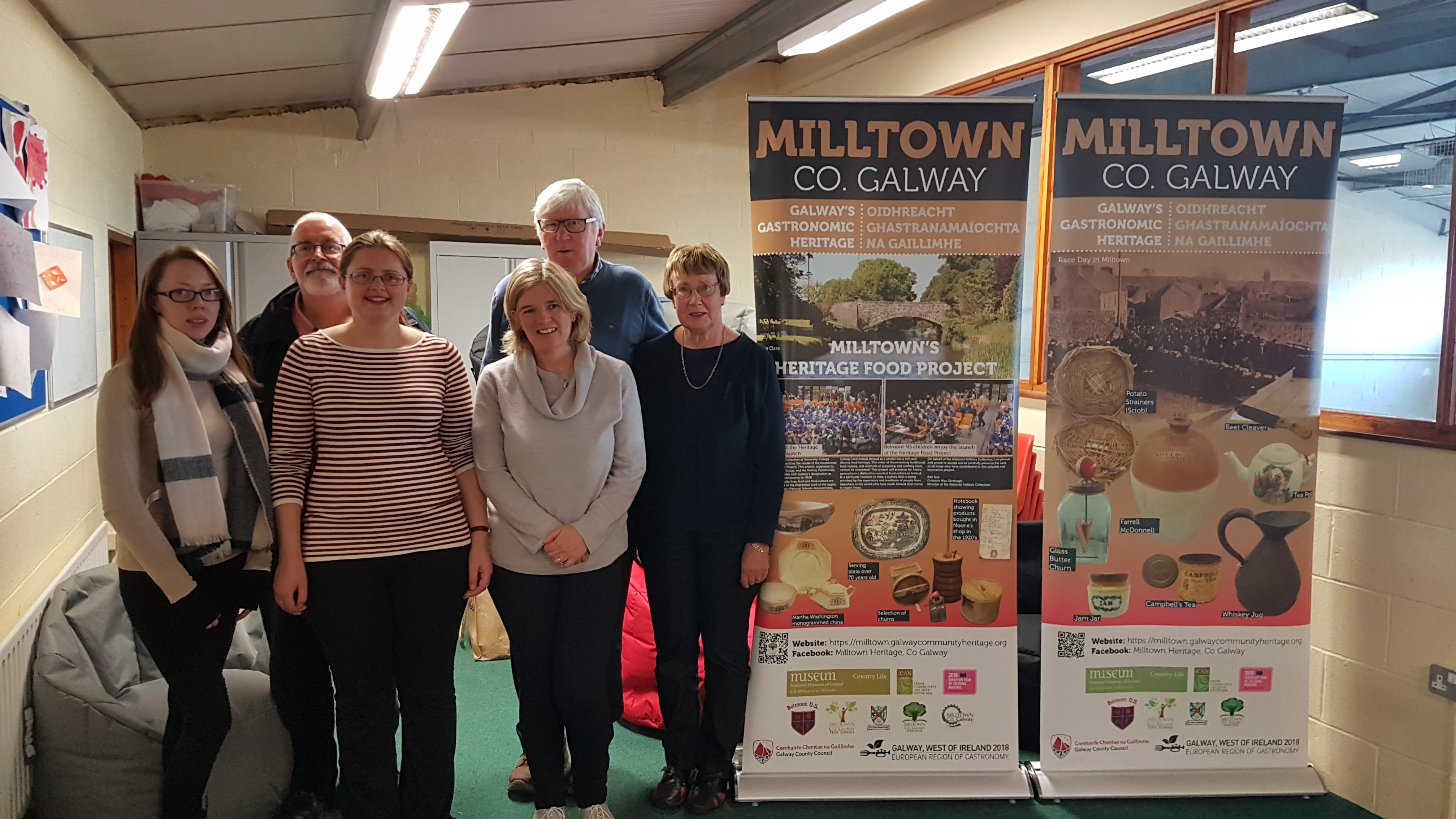 Gastronomy - Milltown Heritage Group