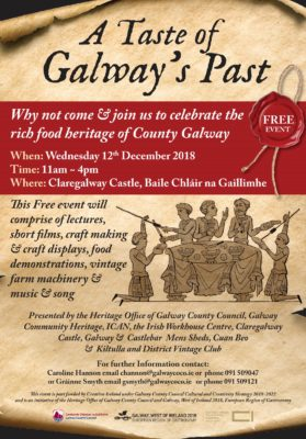 A Taste of Galway's Past