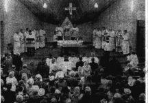 Milltown's new church