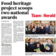 Food heritage project