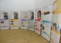 Travelling 'Our Irish Women' Exhibition