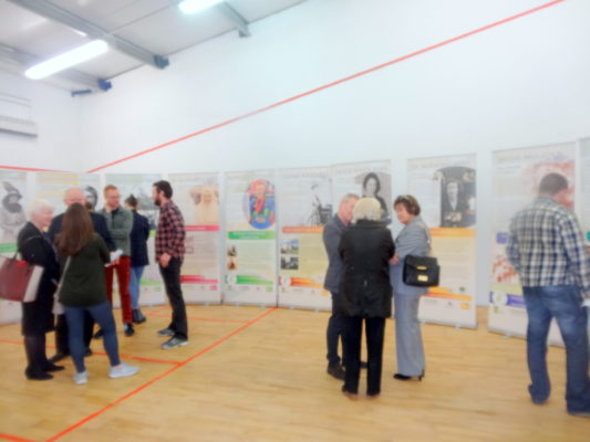 Visiting the Exhibtion | MHG