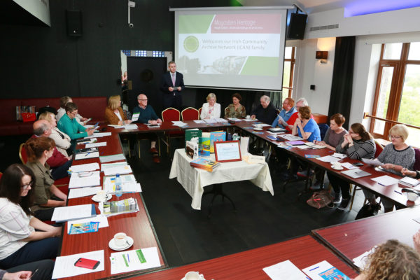 ICAN meeting in Moycullen | Photo: Sean Lydon