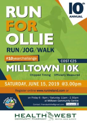 Run for Ollie 2019