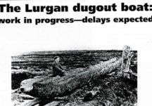 The Lurgan dugout boat: