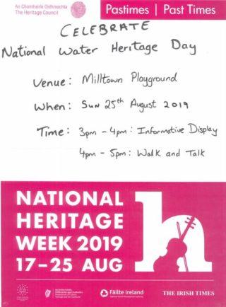 Heritage Week Poster 2019 | MCC
