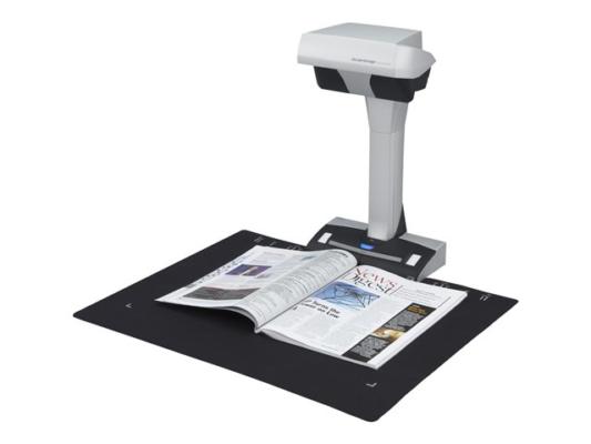 Overhead Scanner