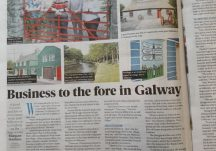 Business to the fore in Co Galway
