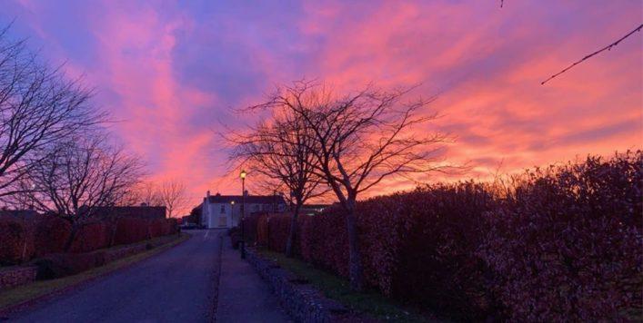 Sunset in Milltown | Photo: Fergal Leonard
