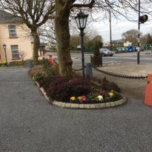Outside church in Milltown | Fran Murphy