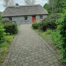Replica of Herd's cottage | Pauline Connolly