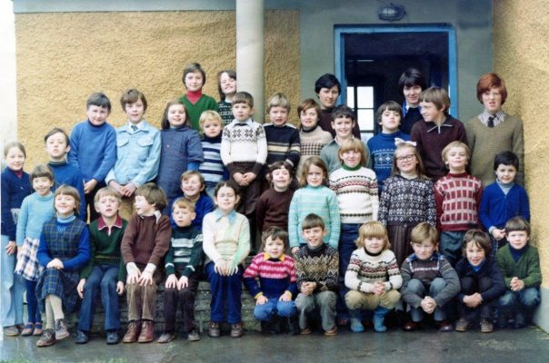 Photo 3: Left to right. Front row: Susan Healy Michelle Quinn, Gerard Murphy, Liam Noone, Kieran fahy, Irene Egan, John Kirrane, Eamon Fahy, Nuala Kirrane, Declan Hession, Garry Curran, Michael Diskin Middle row (Left to right): Clare Diskin, Tommy Connolly, Brendan Gildea (behind K Fahy) Olivia noone, Monique Egan, Geraldine Kirrane Eleanor Fahy, Martin Brogan, Carmel Gildea 3rd row (Left to right): John Gildea, Tommy Kirrane, Angela Fahy, Francis Brogan, David Healy, Patrick Murphy, Mary Diskin, Gerry Egan, Joseph Brogan, Michael A Murphy, Aidan Royanne Top back: Carmel Murphy, Paddy McWalters