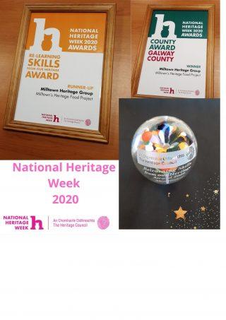 National Heritage Week 2020