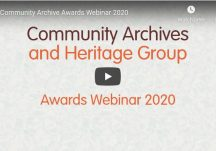 Community Archive Heritage Group